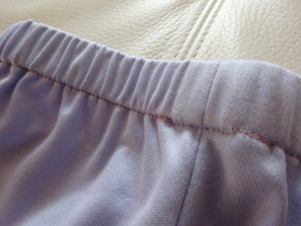 Pantacourt lilas détail 2