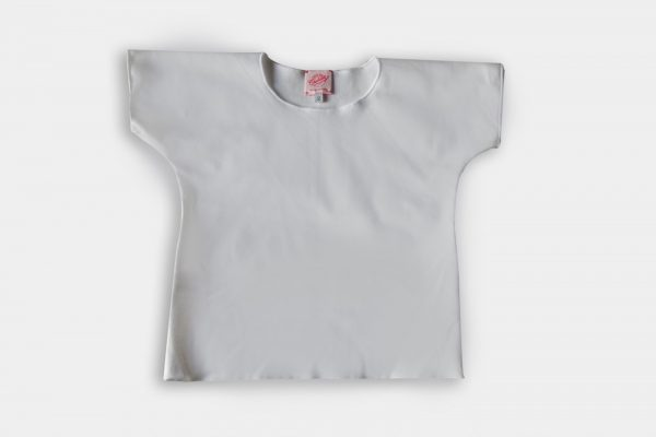 blanc tee-shirt recto