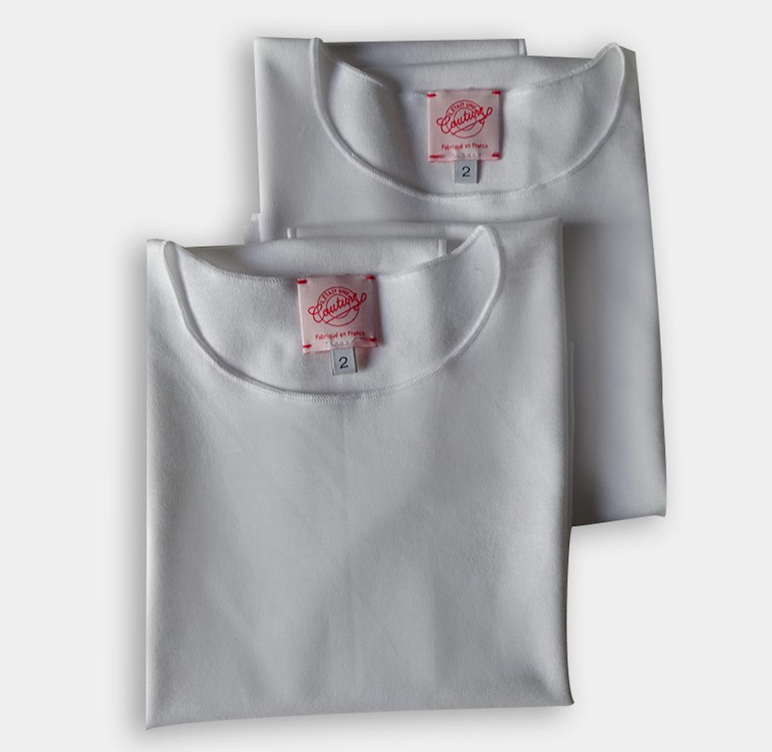lot de tee shirts manches courtes les tout doux il tait. Black Bedroom Furniture Sets. Home Design Ideas